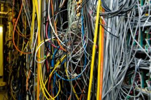 unstuctured cabling